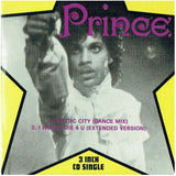 Prince Erotic City Dance Mix I Would Die 4 U Ext 3 Inch CD Single