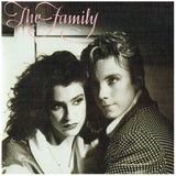 The Family Self Titled Compact Disc Album France WE 833 Release 8 Tracks Prince