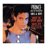 Prince & The Revolution Girls & Boys EU 12 Inch Vinyl 1986 Picture Sleeve SMS