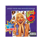 Girl 6 Soundtrack Songs By Prince CD Album EU Release GREAT TRACKS