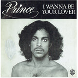 Prince I Wanna Be Your Lover 7 Inch Vinyl Single 1979 French Picture Sleeve