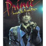 Prince Inside The Purple Reign Book SoftBack USA 1984 Publication Jon Bream