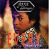 Jesse Johnson Every Shade Of Love 7 Inch Vinyl Single 1988 UK PS Prince