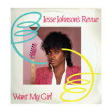 Jesse Johnson's Revue I Want My Girl 12 Inch Vinyl USA 1985 Original Prince PRO