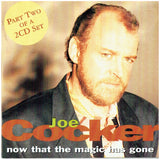Joe Cocker Now That The Magic CD Single Original 1991 UK Release Five Women Prince