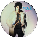 Prince U Got The Look UK Picture Disc 12 Inch 1987 W8289TP SW