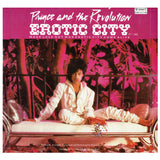 Prince Let's Go Crazy Take Me With U Erotic City UK 12 Inch Vinyl W200T IB