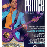 Prince MOJO Magazine September 2007 Cover Insert And 9 Page Article Plus Advert