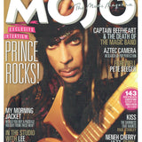 Prince Rocks 3RDEYEGIRL MOJO Magazine April 2014 Cover And 16 Page Article