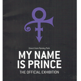 My Name Is Prince Official Exhibition Souvenir Programme As New SUPERB