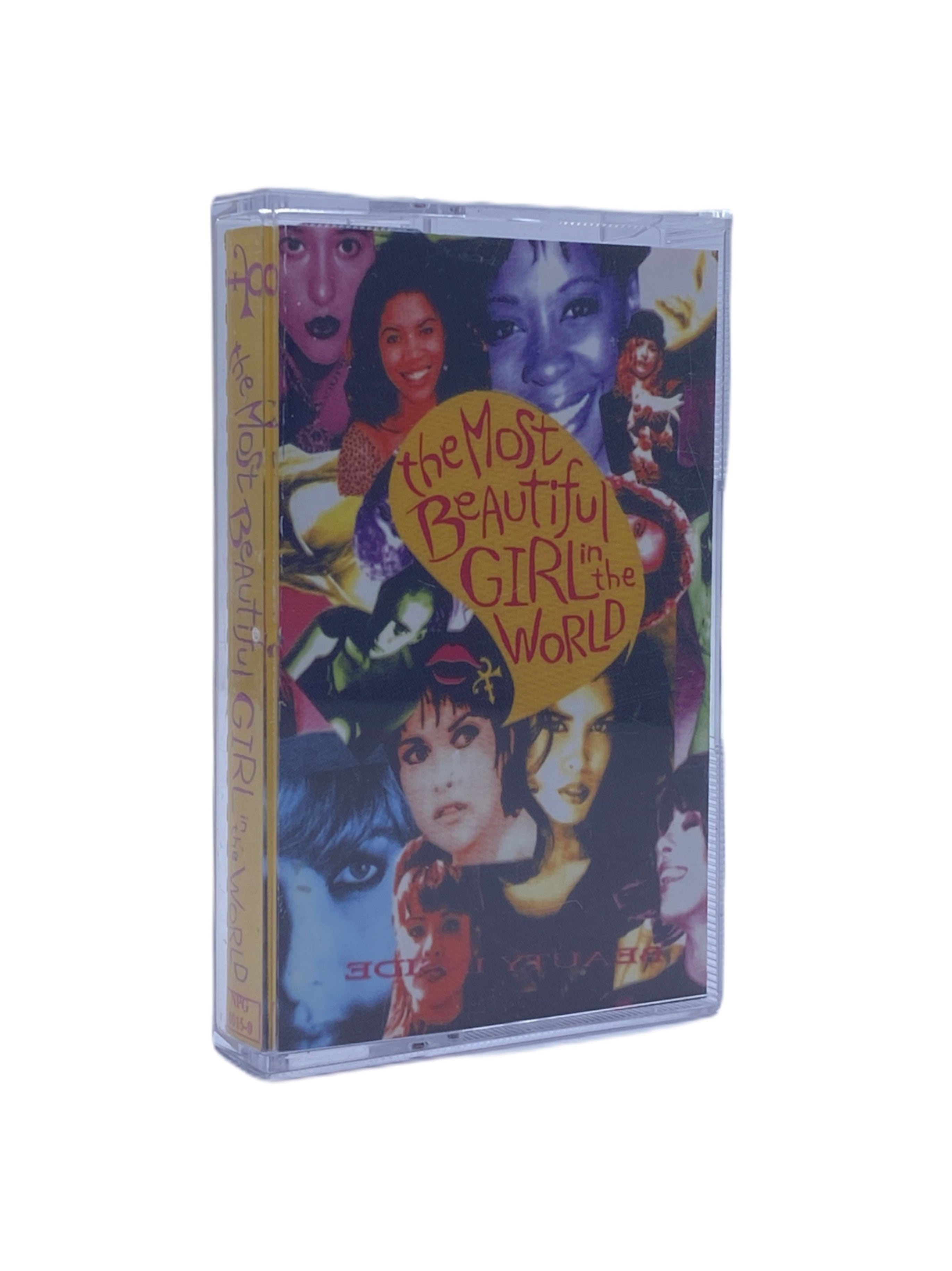 Prince The Most Beautiful Girl In The World 1994 Original Cassette Tape Cassingle SMS