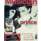 Prince International Musician Magazine November 1991 People Power NPG