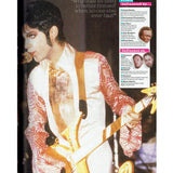 Prince MUZIK HEROES February 2003 Magazine Cover & 2 Page Article