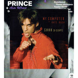 Prince Musikexpress Magazine Plus 7 inch Vinyl Single SHHH My Computer