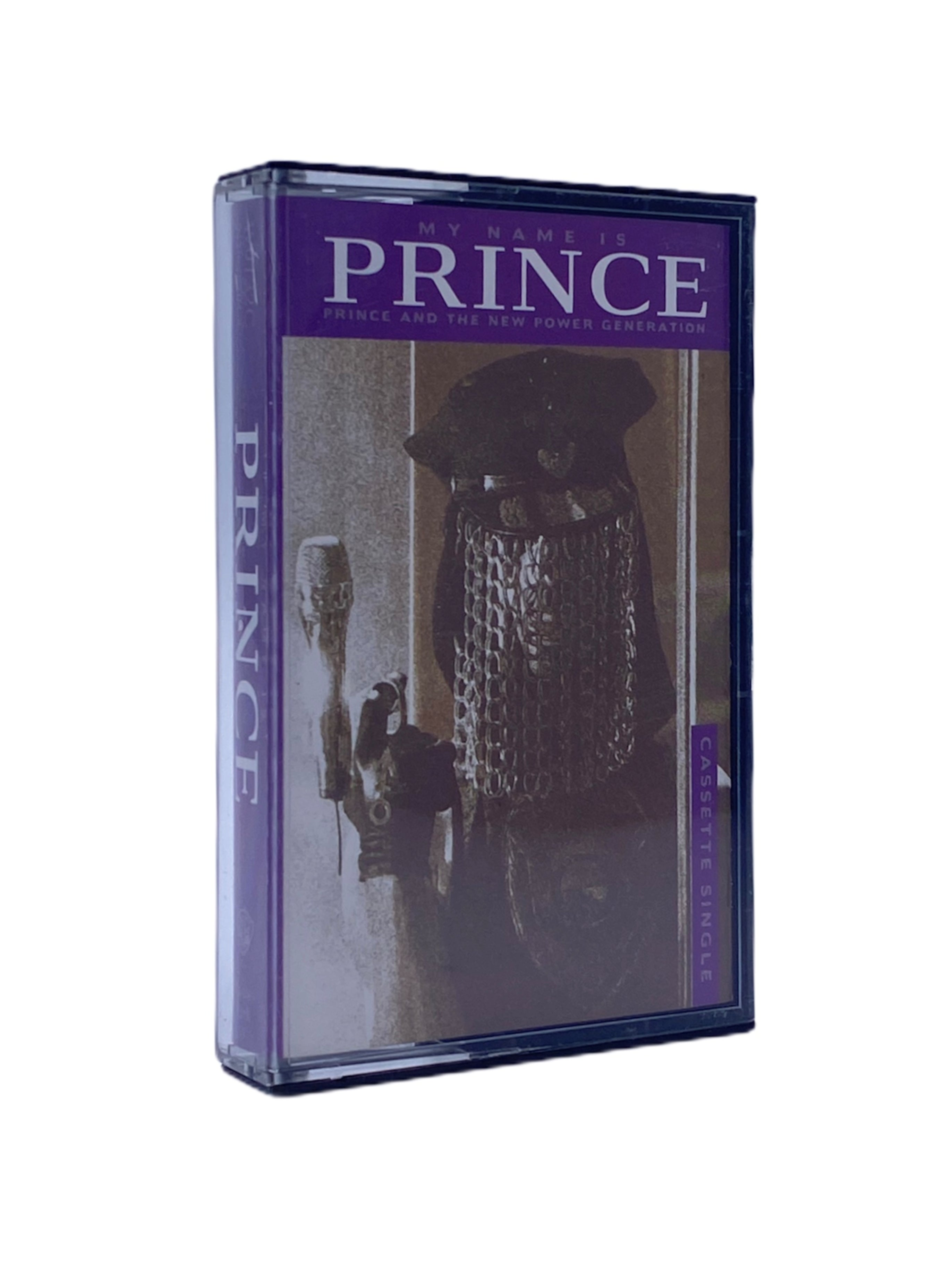 Prince My Name Is Prince 1992 Original Cassette Tape Single Cassingle IB