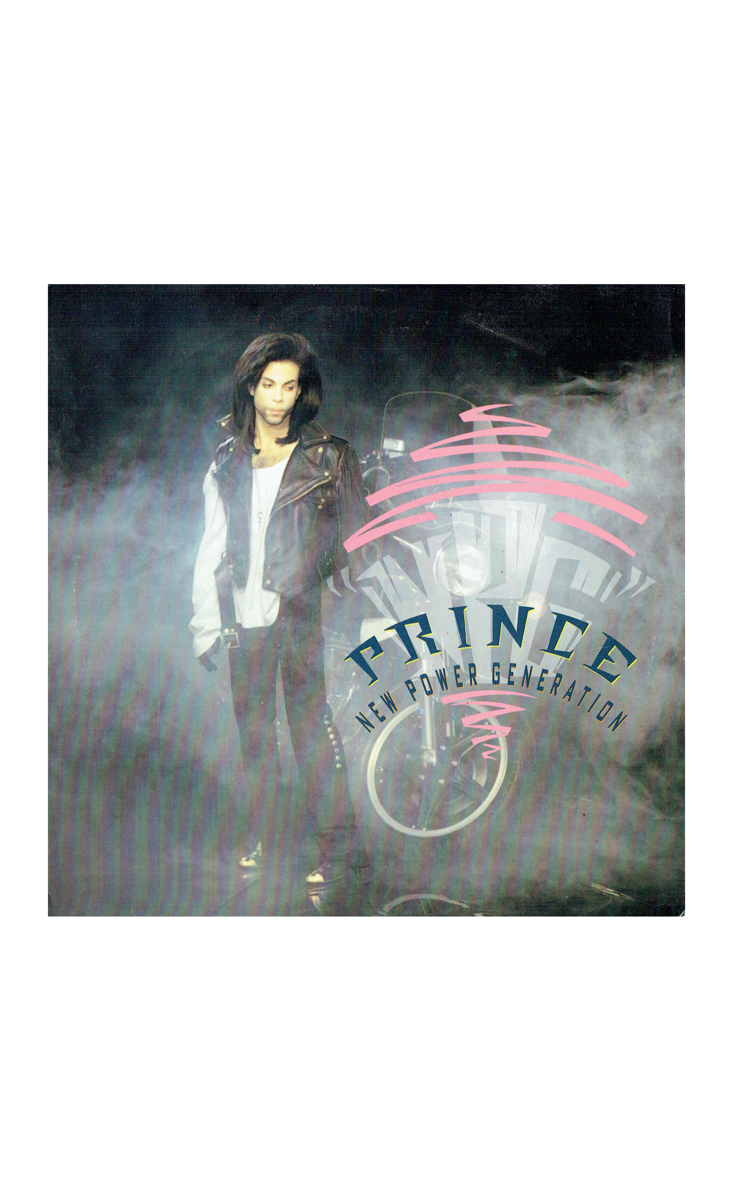 Prince New Power Generation 7 Inch Single 1990 UK Vinyl TR