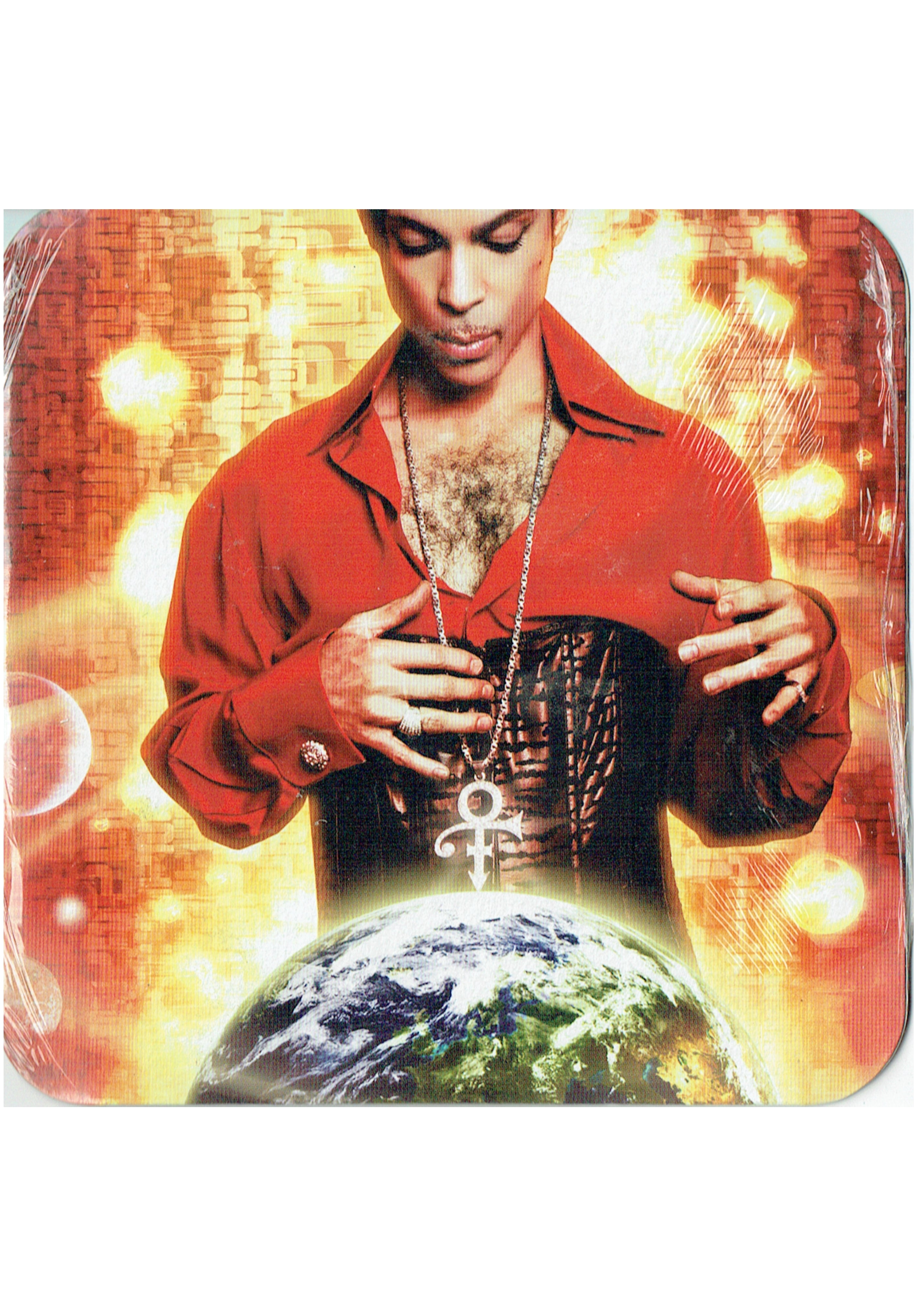 Prince Planet Earth UK CD Album 2007 Original 10 Tracks Pre-Owned Mint Sealed