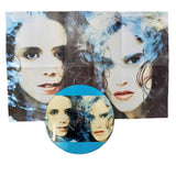 Wendy & Lisa Strung Out Vinyl Picture Disc 3 Tracks UK 1990 & Poster Prince