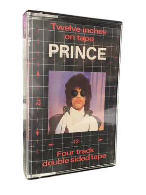 Prince Twelve Inches Original1984 Release Cassette Tape