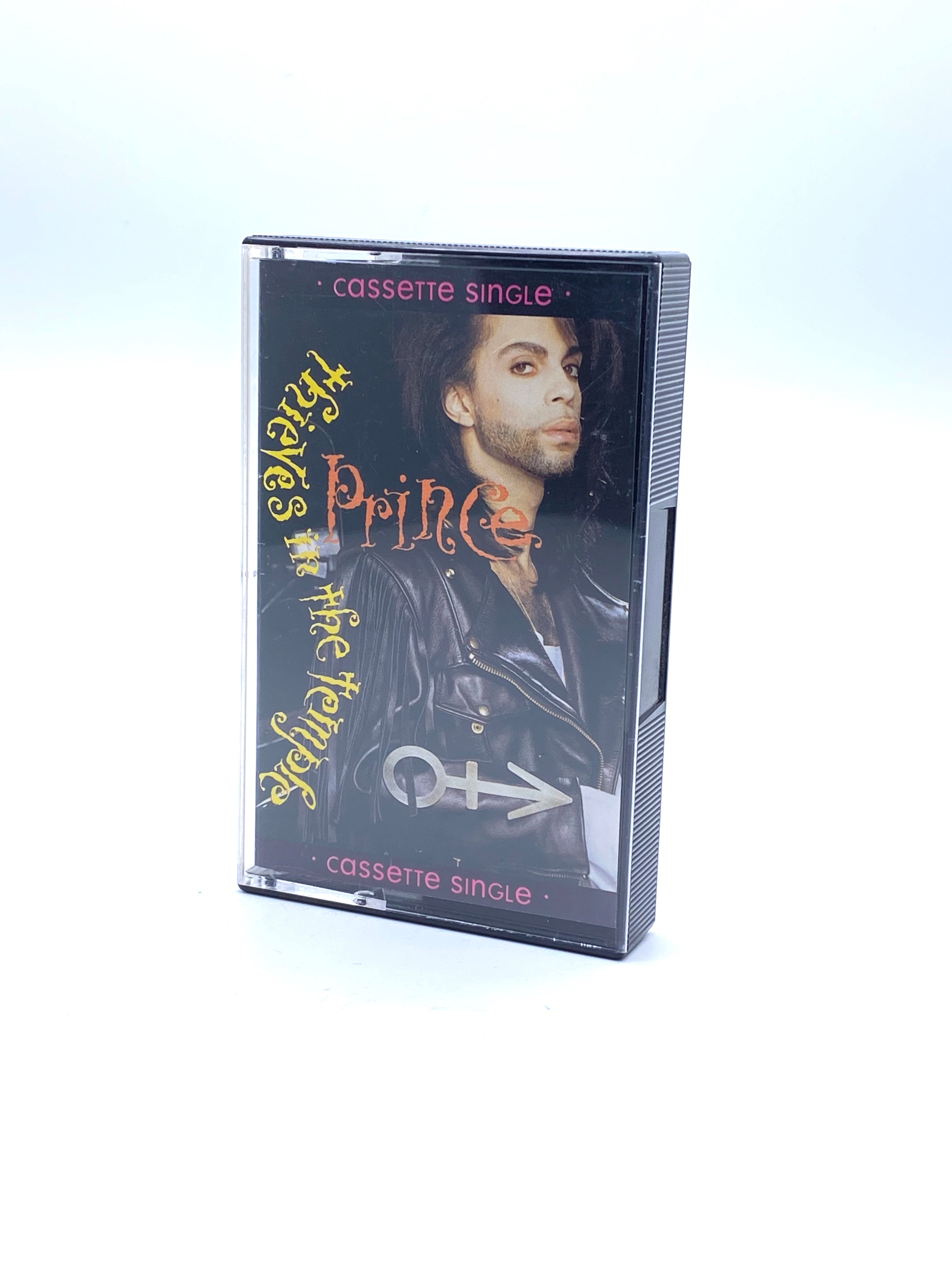 Prince Thieves In The Temple Original UK Cassette Tape Single IB