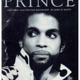 Prince Illustrated Biography Paperback Softback Book 110 Pages John W Duffy SMS
