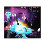 Prince Lotus Flow3r Compact Disc Album With Poster TR