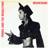 Prince Mountains Alexa De Paris 7 Inch Vinyl Single 1986 USA PS
