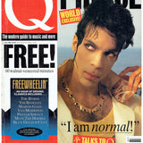 Prince Q Magazine July 1994 Cover And 6 Page Article Innerview