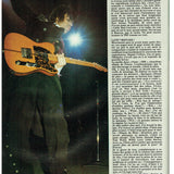 Prince Rock & Folk Magazine December 1983 6 Page Article