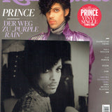 Prince Rolling Stone Magazine Issue October 2018 7 inch Vinyl Single 17 Days SW