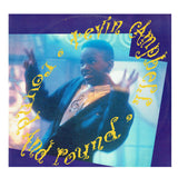 Tevin Campbell Round & And Round 12 Inch Vinyl UK 4 Tracks Prince Graffiti Bridge TR