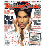Rolling Stone Original Magazine May 27th 2004 Prince On Fire