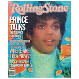 Rolling Stone Original Magazine September 12th 1985 Prince Talks