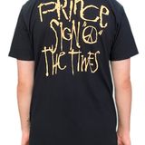 Prince SIGN 'O' THE TIMES  Xclusive Official Unisex T-SHIRT Limited Edition IN STOCK