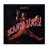 Prince Scandalous When 2 R In Love 7 Inch Single PS USA Release IB