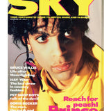 Prince Sky Magazine June / July Issue No 5 Fold Out Cover & 4 page Article