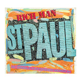 ST Paul Rich Man 12 Inch Vinyl USA Release Prince