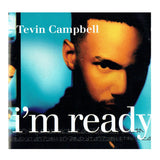 Tevin Campbell I'm Ready USA CD Album 1993 Original 14 Tracks Preowned Prince