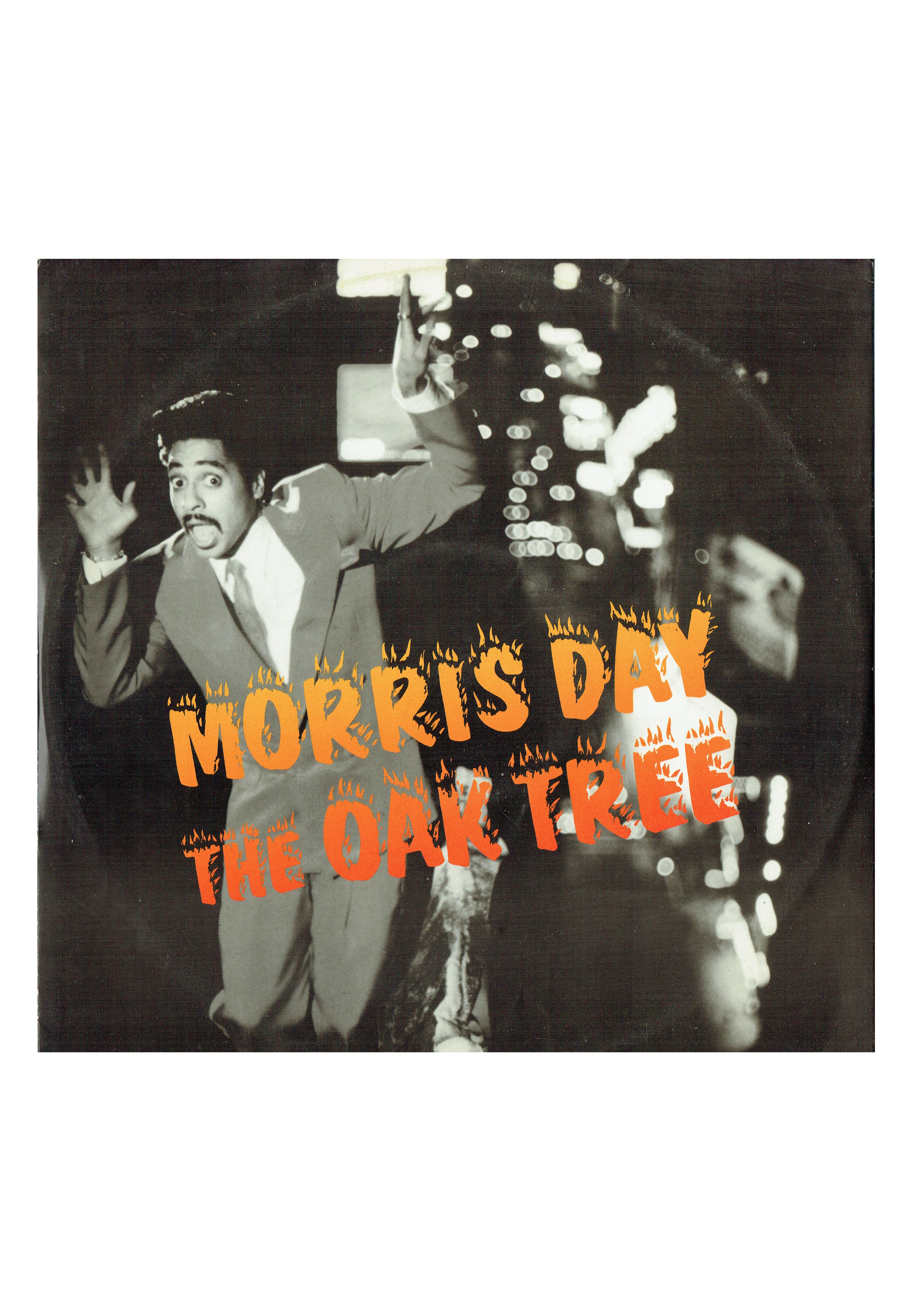 Morris Day The Oak Tree 12 Inch Vinyl UK 4 Tracks W8899T Prince sms