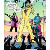 Prince Three Chains Of Gold Official Paisley Park Comic Book 1992 MINT