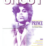 Prince Uncut Magazine July 2016 Cover & 15 Page Article & CD
