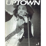 Uptown Magazine Issue Number 1 Prince 24 Pages