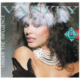 Vanity Under The Influence 3 Mixes 12 Inch Vinyl Maxi Single UK 4 Track Prince SMS
