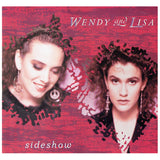 Wendy & Lisa Sideshow Extended Version UK 12 Inch Vinyl 1988 Prince SMS