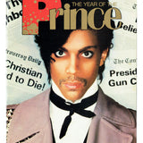 Prince The Year Of Paperback Softback Book 64 Page UK Publication Rare