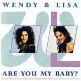 Wendy & Lisa Are You My Baby ? 4 Track CD Single 1987 Original Pre Loved Prince