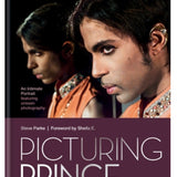 Picturing Prince : An Intimate Portrait by Steve Parke Hardback Book SIGNED