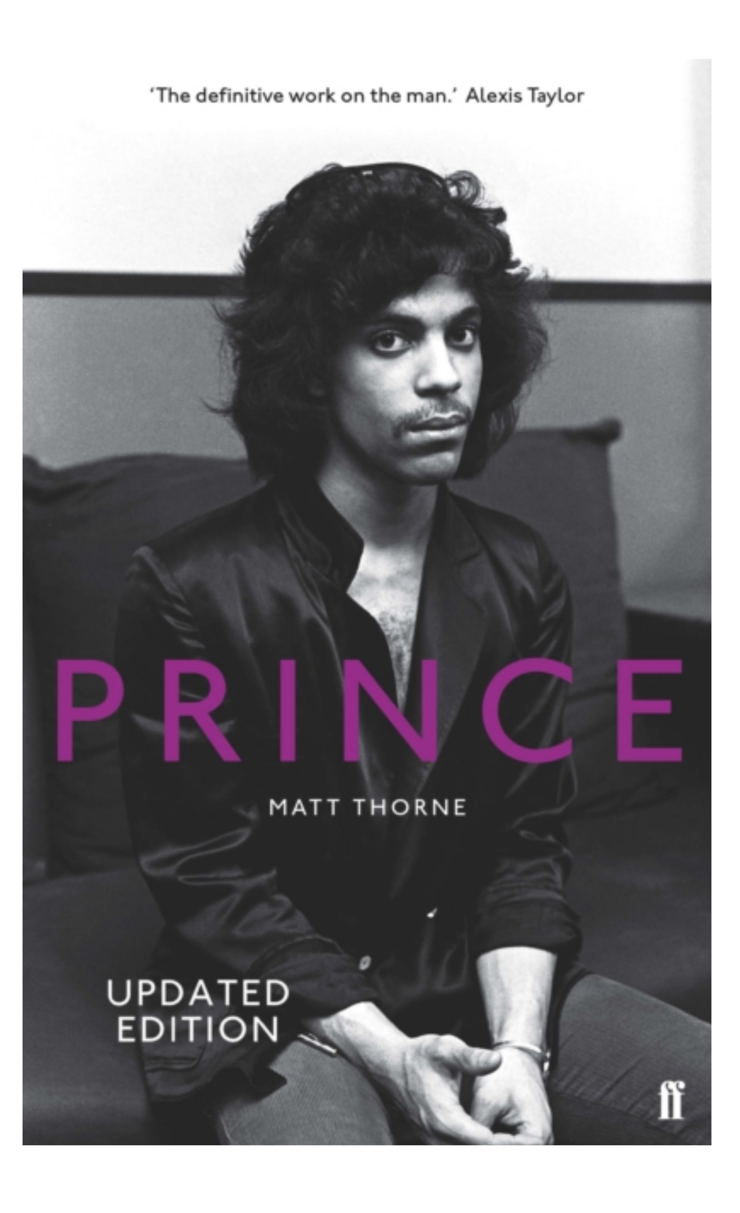 Prince by Matt Thorne Paperback Softback Book 608 Pages Brand New