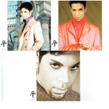 Prince The Holy River Part 1- 3 Cards 4 Track CD Single 1997 Original & Artist reply Card