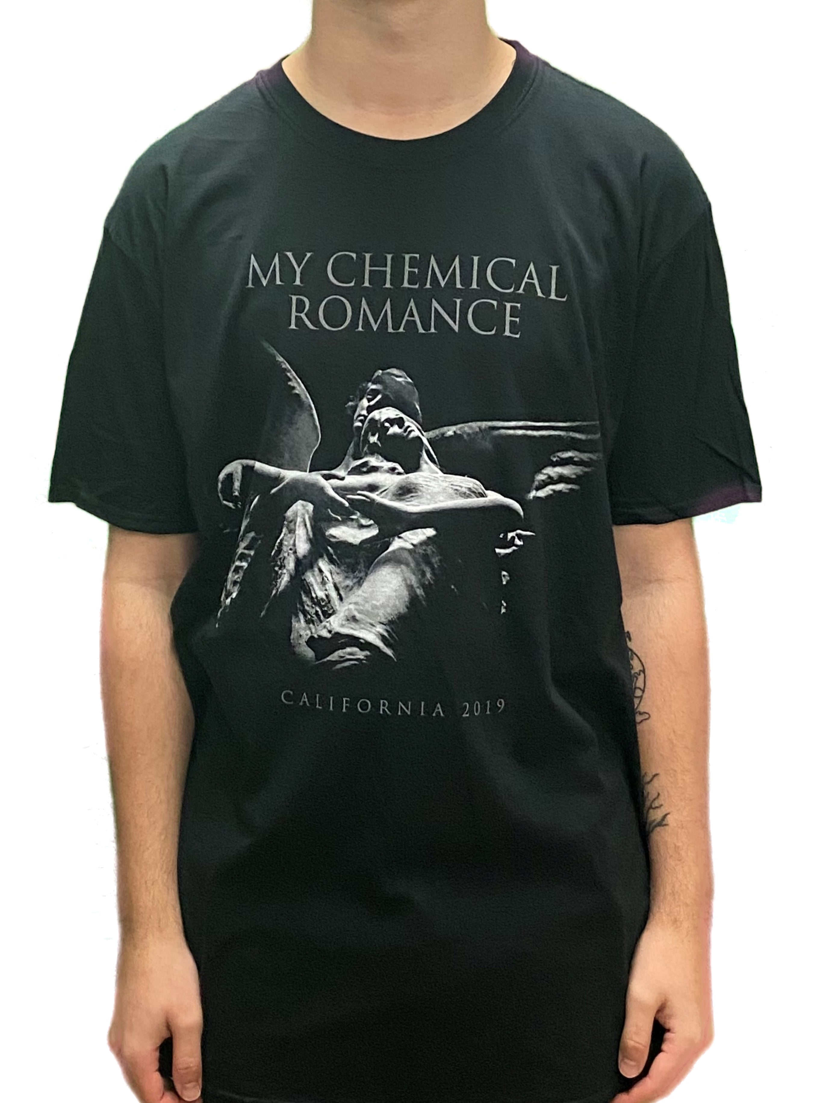 My Chemical Romance Angel Unisex Official T Shirt Brand New Various Sizes